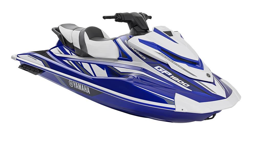 Yamaha Vx Deluxe >> 2018 GP1800 - Yamaha Waverunner