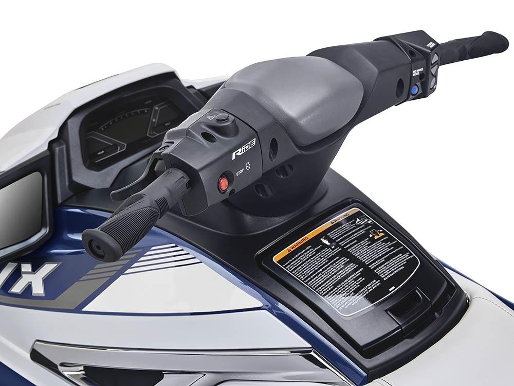 Yamaha Vx Deluxe >> 2018 VX Cruiser® HO - Yamaha Waverunner