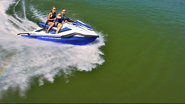 Yamaha Waverunner | UK's Largest Dealer | Gliddon Marine | Jet Skis