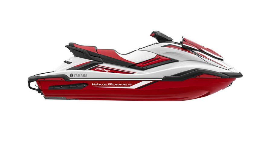 2019 VXR® - Yamaha Waverunner