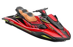 2022 FX Cruiser SVHO® Red Metallic