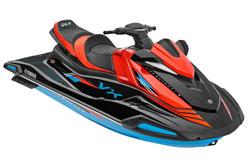 2022 VX Cruiser® HO Black